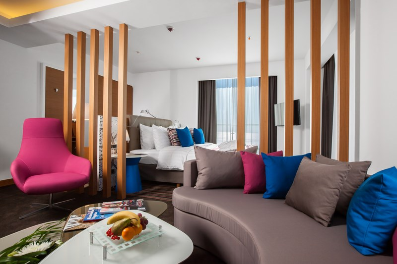 «Radisson Blu Paradise Resort & Spa» (Рэдиссон Блю Парадайз Резорт и СПА)